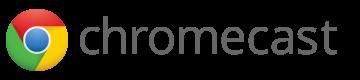 Google Chromecast Logo