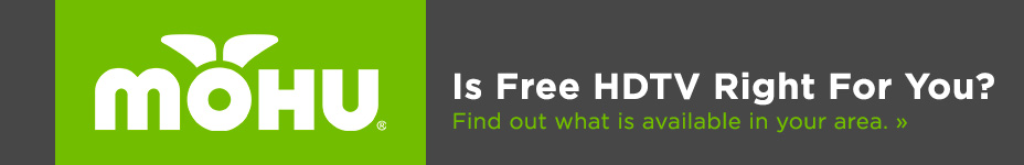 Is Free HDTV Right for You?