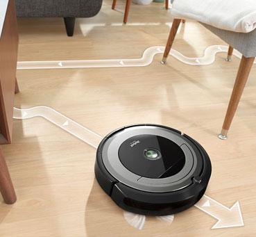 Irobot R690020 Roomba 690 Robot Vacuum Electronic Express
