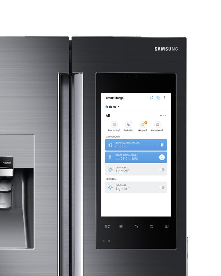 Samsung Rf23m8570sg Aa 22 Cu Ft Counter Depth
